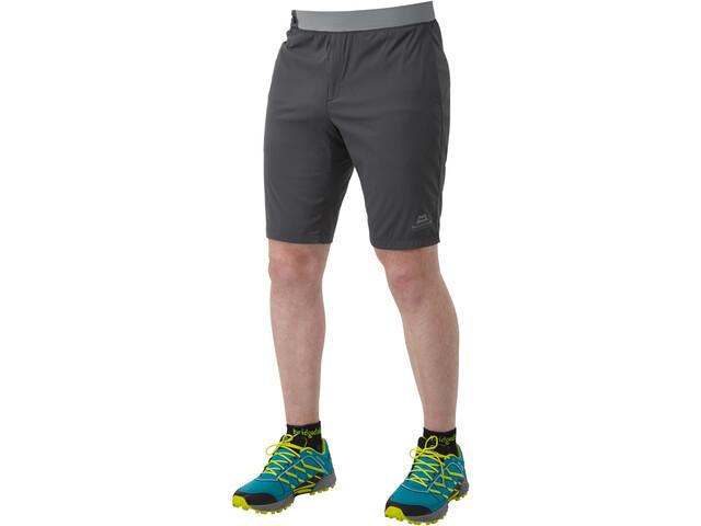 Mountain Equipment Dynamo Shorts Hombre, gris